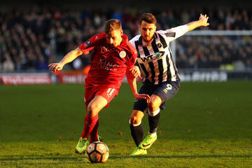 Marc Albrighton Millwall v Leicester City - The Emirates FA Cup Fifth Round