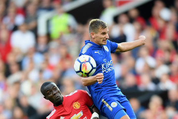 Marc Albrighton Manchester United v Leicester City - Premier League