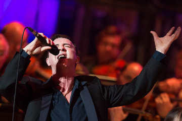Marc Almond 'A Life in Song' Performance in London