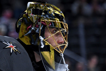 Marc-Andre Fleury New York Rangers v Vegas Golden Knights
