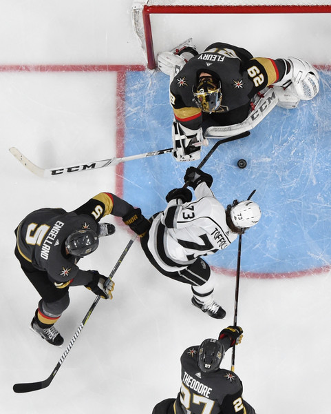 Los Angeles Kings vs. Vegas Golden Knights - Game Two