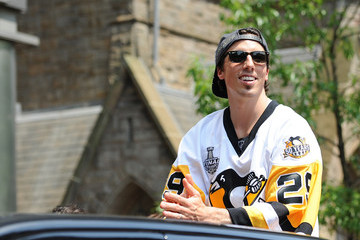 Marc-Andre Fleury Pittsburgh Penguins Victory Parade and Rally