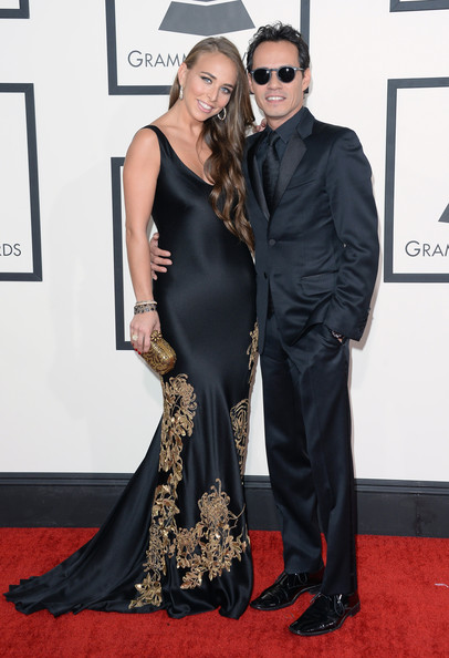Marc Anthony - 56th GRAMMY Awards - Arrivals