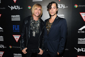 Marc Bouwer FIJI Water At Republic Records VMA Party
