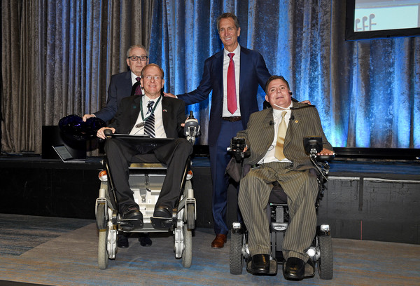 34th Annual Great Sports Legends Dinner - Dinner