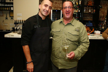 Marc Forgione Food Network & Cooking Channel New York City Wine & Food Festival
