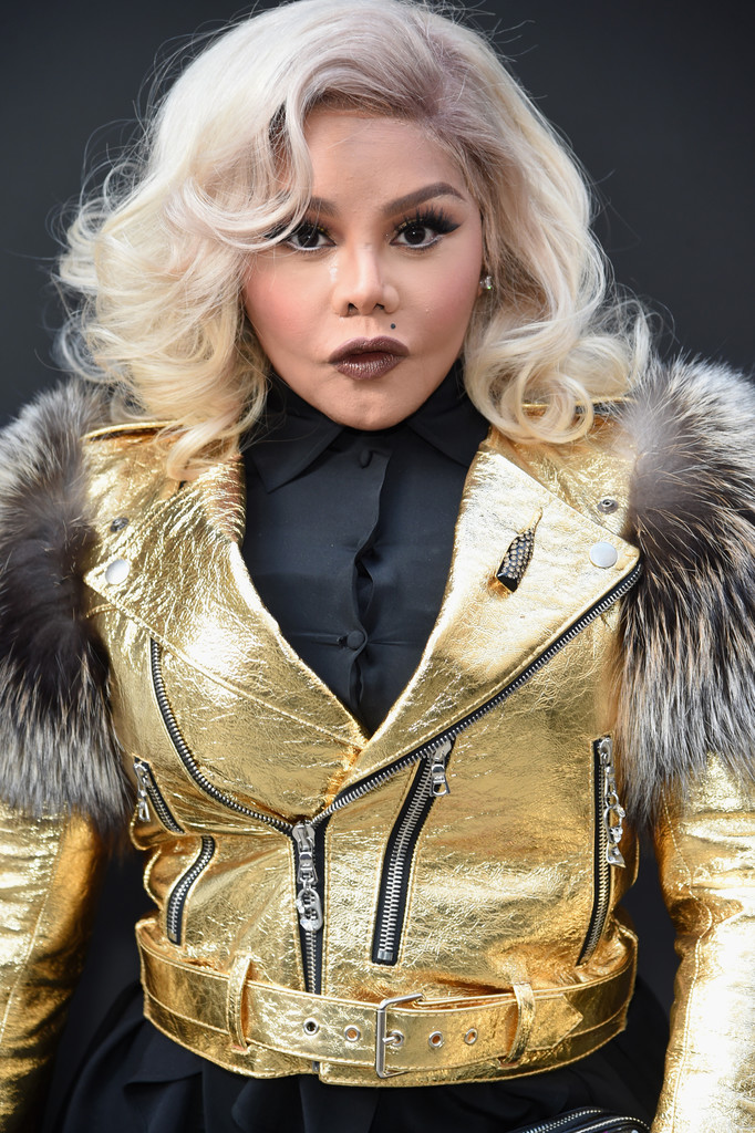 Lil Kim In Marc Jacobs Fall 2017 Show Arrivals Zimbio