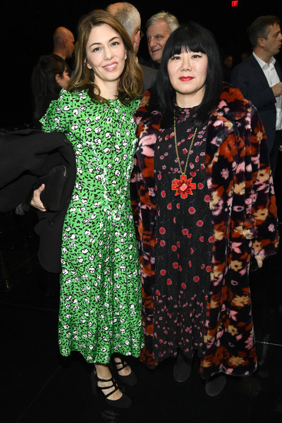 Marc Jacobs Fall 2019 Show - Front Row