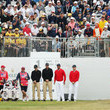 Marc Leishman 2019 Presidents Cup - Day 1