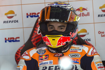 Marc Marquez MotoGP Of Japan - Free Practice