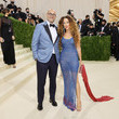 Marc Metrick The 2021 Met Gala Celebrating In America: A Lexicon Of Fashion - Arrivals