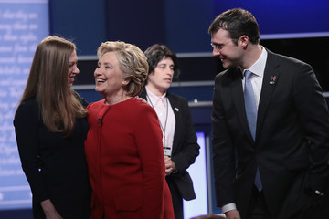 Marc Mezvinsky Hillary Clinton And Donald Trump Face On In First Presidential Debate At Hofstra University