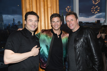 Marc Murphy David Burtka Celebrates The Launch Of The Life Is A Party Cookbook In New York City With The Capital One Savor® Credit Card