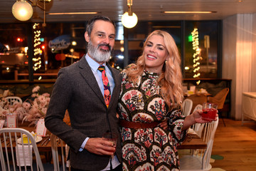 Marc Silverstein Create & Cultivate And Mastercard Intimate Dinner