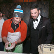Marc Vetri Jimmy Kimmel Celebrates With Tequila Don Julio And Ciroc
