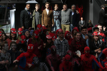 Marc Webb 'The Amazing Spider-Man 2' Photo Call in Berlin