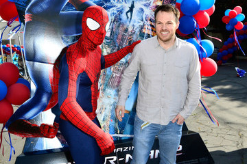 Marc Webb YMCA Celebrates 'The Amazing Spider-Man 2'