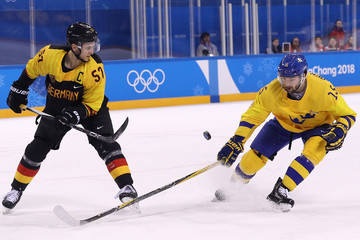 Marcel Goc Ice Hockey - Winter Olympics Day 12