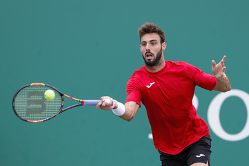 Marcel Granollers ATP Shanghai Rolex Masters 2016 - Day 5