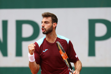 Marcel Granollers 2016 French Open - Day Eleven