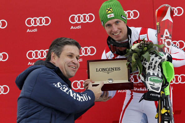 Marcel Hirscher - Audi FIS World Cup - Men's Slalom