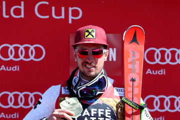 Marcel Hirscher 2017 Audi FIS Ski World Cup Finals - Ladies' & Mens' Slalom