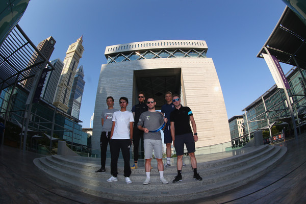 Tour of Dubai - Previews