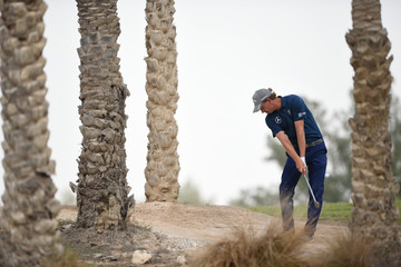 Marcel Siem Commercial Bank Qatar Masters - Day One