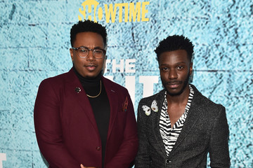 Marcel Spears Premiere of Showtime's 'The Chi' - Arrivals