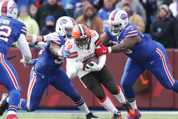 Marcell Dareus Cleveland Browns v Buffalo Bills