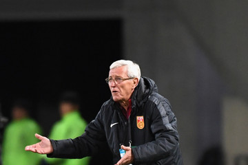 Marcello Lippi Japan v China - EAFF E-1 Men's Football Championship