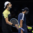 Marcelo Melo Nitto ATP World Tour Finals - Day One