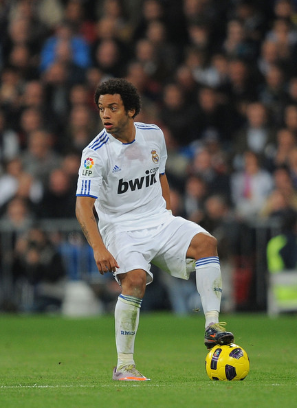 Marcelo Real Madrid Real Madrid v Atletico Madrid