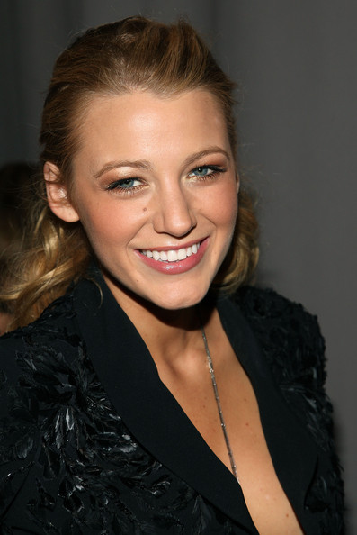 Marchesa Spring 2010 Presentation. In This Photo: Blake Lively