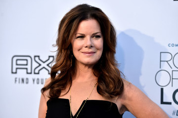 Marcia Gay Harden The Comedy Central Roast of Rob Lowe - Arrivals