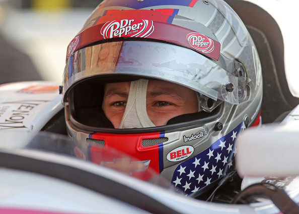 Marco Andretti - Grand Prix of Baltimore: Day 1