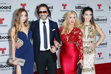 Marco Antonio Solis Billboard Latin Music Awards - Arrivals