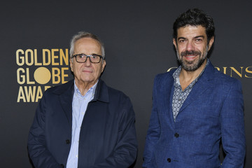 Marco Bellocchio HFPA And THR Golden Globe Ambassador Party - Press Conference And Arrivals