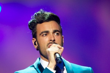Marco Mengoni Fans Prepare for the Eurovision Contest Finale in Sweden