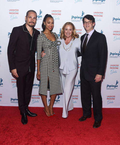Jhpiego's Los Angeles Gala - Laughter Is The Best Medicine