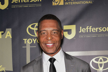 Marcus Allen Julius Erving Golf Classic Pairings Party