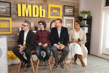 Marcus Hinchey The IMDb Studio at the 2018 Sundance Film Festival - Day 3
