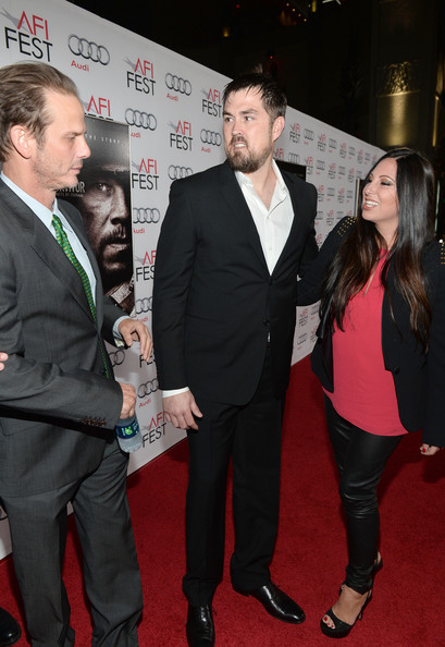 Marcus Luttrell and Me... Mark Wahlberg