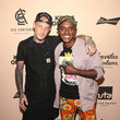 Marcus Samuelsson World Premiere Of 'KINGS OF BEER' In Beverly Hills