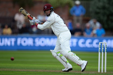 Marcus Trescothick Somerset v Surrey - Specsavers County Championship: Division One