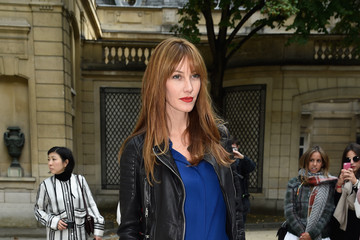 Mareva Galanter Front Row at Alexis Mabille
