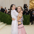 Margaret Qualley The 2021 Met Gala Celebrating In America: A Lexicon Of Fashion - Arrivals