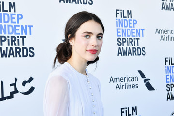Margaret Qualley 2020 Film Independent Spirit Awards  - Red Carpet