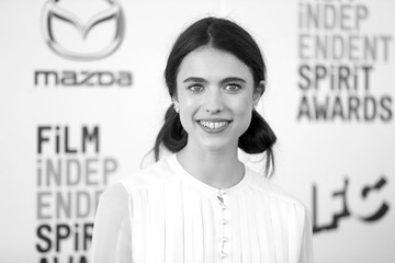 Margaret Qualley 2020 Film Independent Spirit Awards  - Arrivals