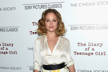 Margarita Levieva Sony Pictures Classics with the Cinema Society Host a Screening of 'The Diary of a Teenage Girl'